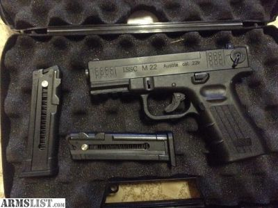 For Sale/Trade: Issc m22