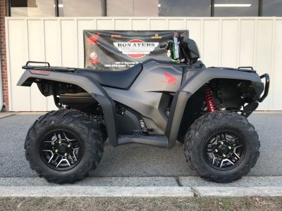 2018 Honda FourTrax Foreman Rubicon 4x4 Automatic DCT EPS Deluxe Utility ATVs Greenville, NC