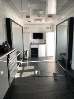 38 Toy Hauler for sale Fifth wheel