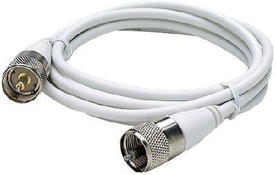 Find Coax Antenna Cable w/Fittings 5' Seachoice 19781 motorcycle in Clearwater, Florida, United States, for US $14.95