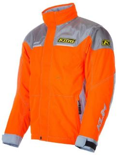 Purchase KLIM Klimate Parka - Orange motorcycle in Sauk Centre, Minnesota, United States, for US $249.99