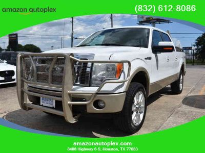 Used 2009 Ford F150 SuperCrew Cab for sale
