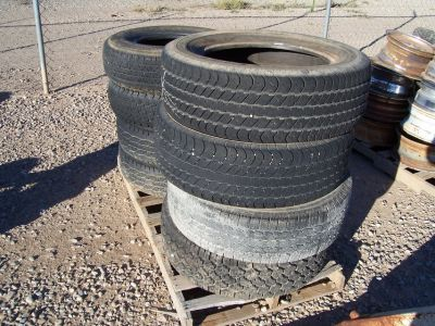 Misc. Used Tires