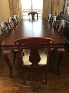 Dining room Table Chair Cabinet