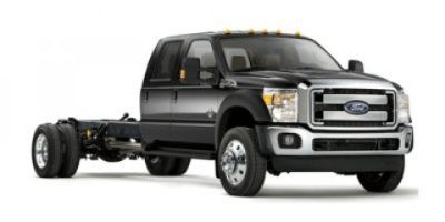 2015 Ford F-550 XL (Red)