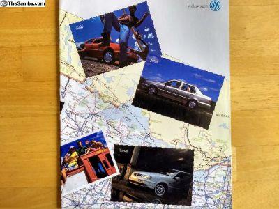 1994 Volkswagen Golf Jetta Passat Cabrio