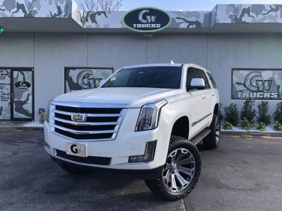 2016 Cadillac Escalade Luxury (White)