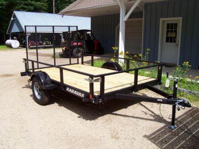 2019 Karavan Trailers KPU-2990-72-10 Utility Trailers Center Conway, NH
