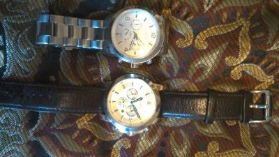 mens watches, guess  fossil