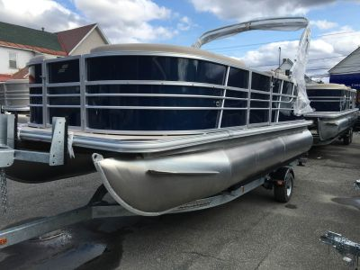 2017 Starcraft EX18C Pontoon Boats Watercraft Littleton, NH