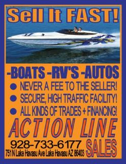 Frustrated with trying to sell your RV or boat?
