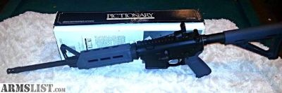 For Sale/Trade: Ruger AR556 W/ Magpul