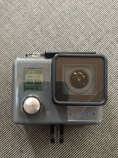 GoPro Hero camera photos video waterproof surfboard attachments included