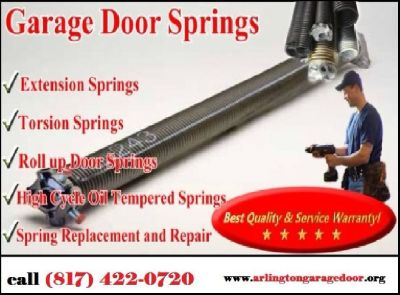 #1 Effective Garage Door Repair company in Arlington, TX