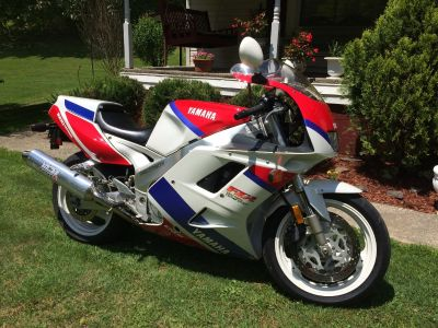 1993 Yamaha FZR1000 E-C