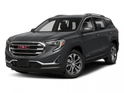 2018 GMC Terrain SLT (Blue Steel Metallic)