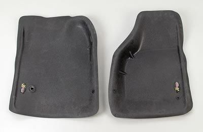 Find Nifty Catch-All Xtreme Floor Liners Mats 402601 Front Black F-250 Super Duty motorcycle in Tallmadge, Ohio, US, for US $69.97