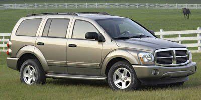 2005 Dodge Durango SLT (Red)