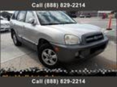 $2695.00 2006 HYUNDAI Santa Fe with 160365 miles!