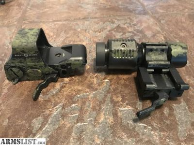 For Sale: Site Mark optic