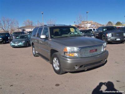 2003 GMC Yukon XL Denali (Pewter Metallic)