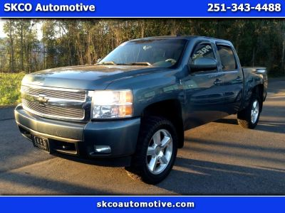 2008 Chevrolet Silverado 1500 Work Truck (BLUE)