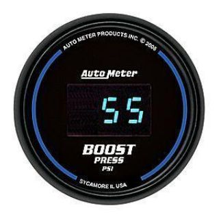 "Purchase Autometer Cobalt Digital Series-2-1/16"" Cobalt Digital Boost Gauge 0-60 psi motorcycle in Winchester, KY, US, for US $159.00"