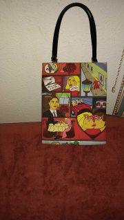 Cartoon purse