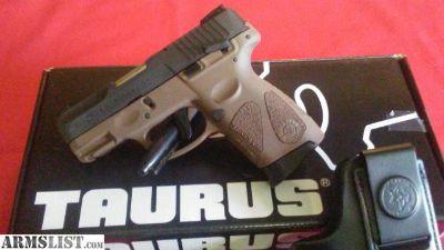 For Sale: TAURUS G2