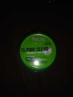 Garnier fructis pure clean fishing paste 30oz