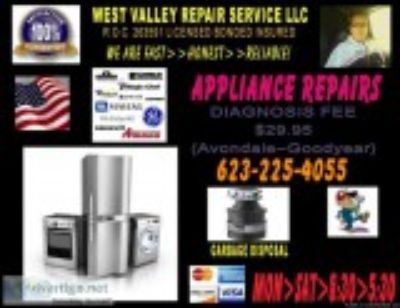 GE MAYTAG gt Refrigerator repair service is just a Call Away d