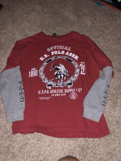 Boys shirt size 10/12 good condition ((MOVING SALE))