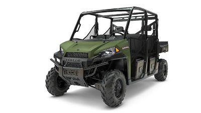 2017 Polaris Ranger Crew Diesel Side x Side Utility Vehicles Lowell, NC