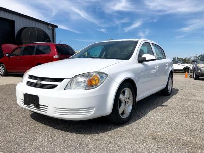 2009 Chevrolet Cobalt LT (White)