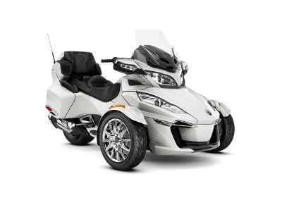 2018 Can-Am Spyder RT Limited Trikes Motorcycles Clinton Township, MI