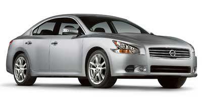 2011 Nissan Maxima 3.5 SV (Ocean Gray Metallic)