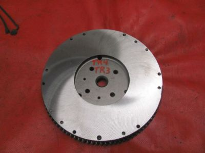 Buy Triumph TR4, TR3 Flywheel, Resurfaced w/ New Ring Gear! motorcycle in Kansas City, Missouri, United States, for US $189.00