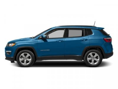 2018 Jeep Compass Altitude (Laser Blue Pearlcoat)