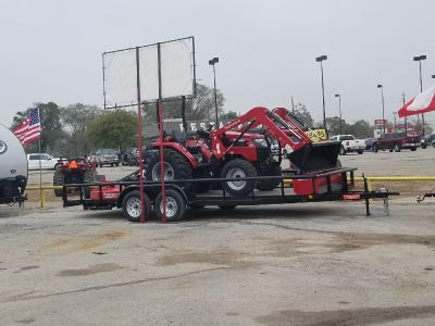Tractor services offered
