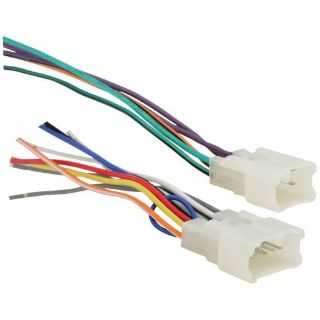 Purchase Metra 70-1761 Radio Wiring Harness For Toyota 87-Up Power 4 Speaker motorcycle in Los Angeles, California, United States, for US $6.98