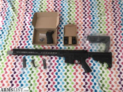For Sale: Brand New AR15, Never Fired