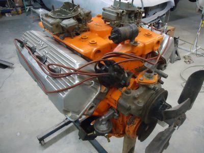 1965 426 Hemi Super Stock A990 Plymouth Dodge