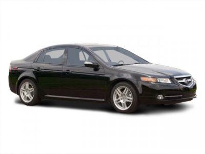 2008 Acura TL 3.2 (Silver)