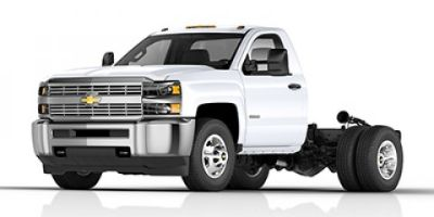 2019 Chevrolet Silverado 3500HD WT (White)