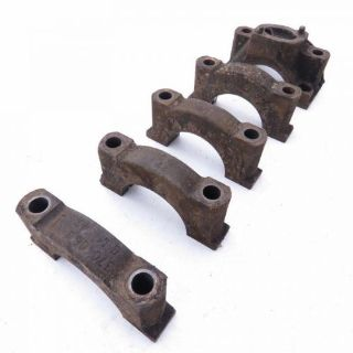 Sell Chevy OEM SBC 265 283 Crankshaft Main Cap Set of 5 Rope Seal 3704066 1955-1957 motorcycle in Livermore, California, United States, for US $104.97