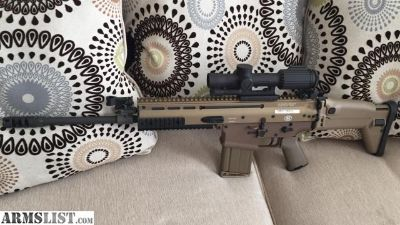 For Sale: Scar 16 & 17