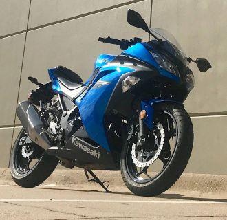 2017 Kawasaki Ninja 300 ABS Sport Motorcycles Plano, TX