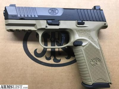 For Sale: FN 509 9mm FDE 10+1 FN-509