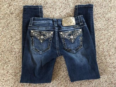 Women s Miss Me Jeans (ankle skinny) size 27