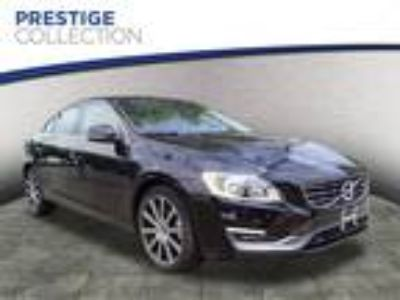 2016 Volvo S60 Inscription T5 Certified by Volvo